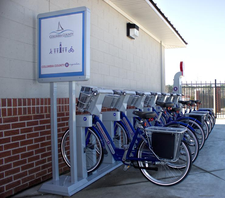 Columbia County BCycle